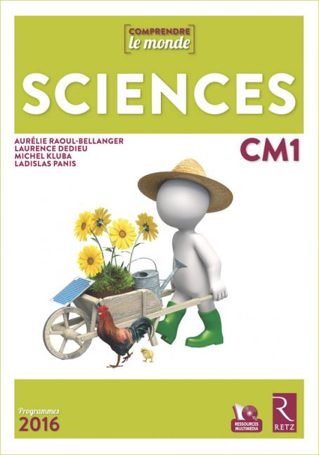 Sciences CM1 (+CD-Rom)